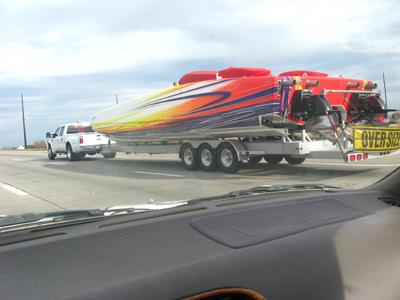 Big ass boats